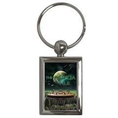 The Omega File Key Chain from Wordwide Merch Front