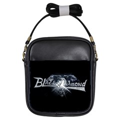 Black Diamond Sling Bag from Wordwide Merch Front
