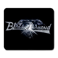 Black Diamond Large Mousepad from Wordwide Merch Front
