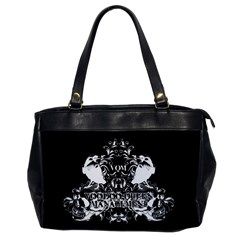 VQM Oversize Office Handbag from Wordwide Merch Front