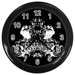 VQM Wall Clock 1 from Wordwide Merch Front
