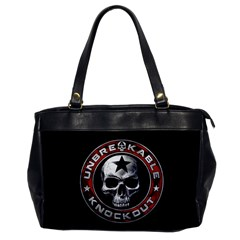 unbreakable Oversize Office Handbag from Wordwide Merch Front