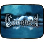 Conquest Double Sided Fleece Blanket (Mini) from Wordwide Merch 35 x27  Blanket Back
