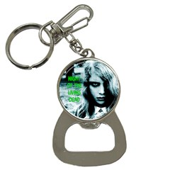 Night of the Living Dead Bottle Opener Keychain from Wordwide Merch Front