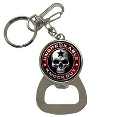 Unbreakable Bottle Opener Key Chain from Wordwide Merch Front
