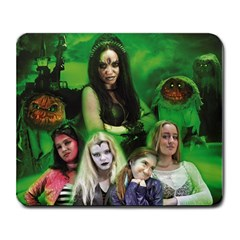 Sugar Skull Girls Large Mousepad from Wordwide Merch Front